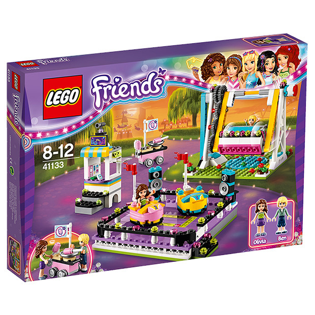 LEGO Friends Bumper Car 41133