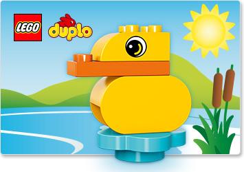 March 2016 Duplo Duck