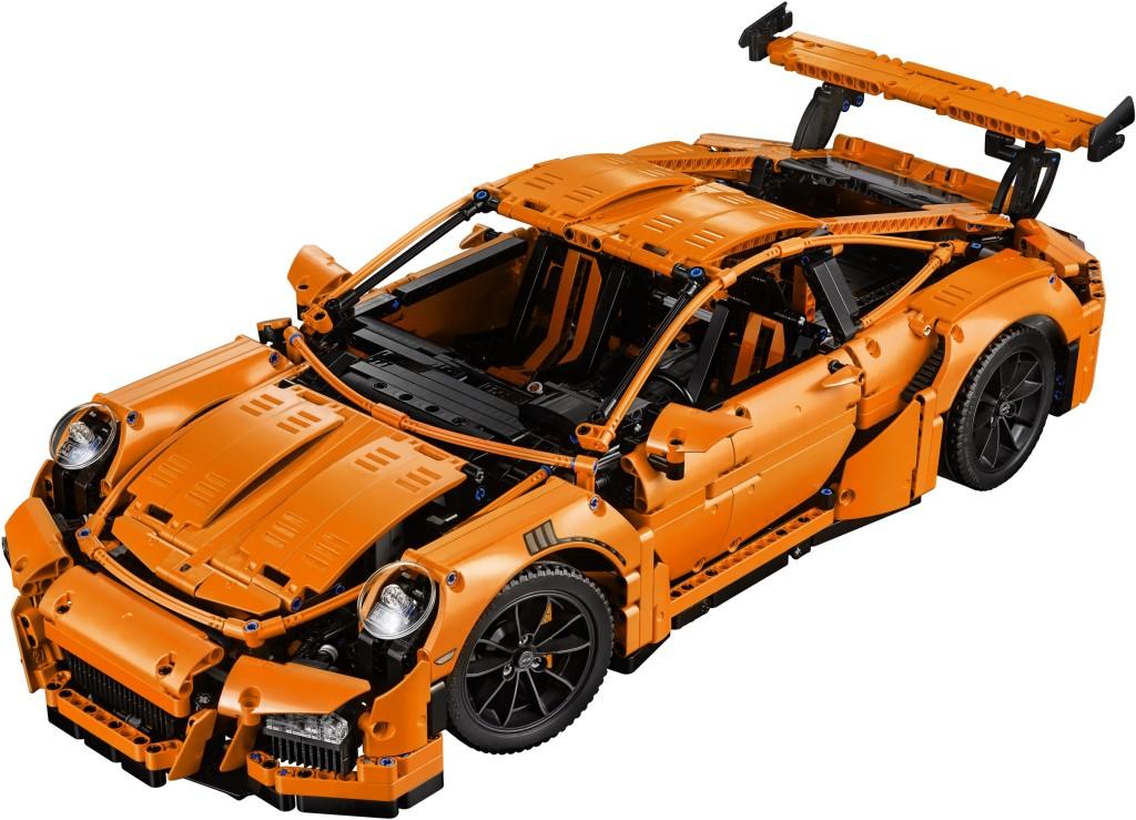 42056 Porsche 911 GT3 RS Main