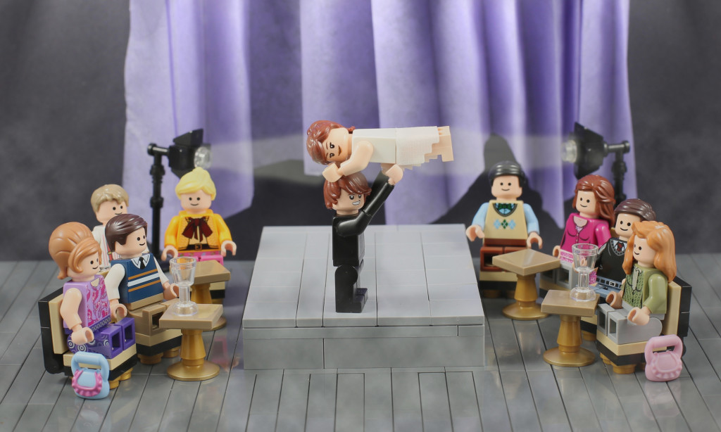 LEGO Dirty Dancing 2