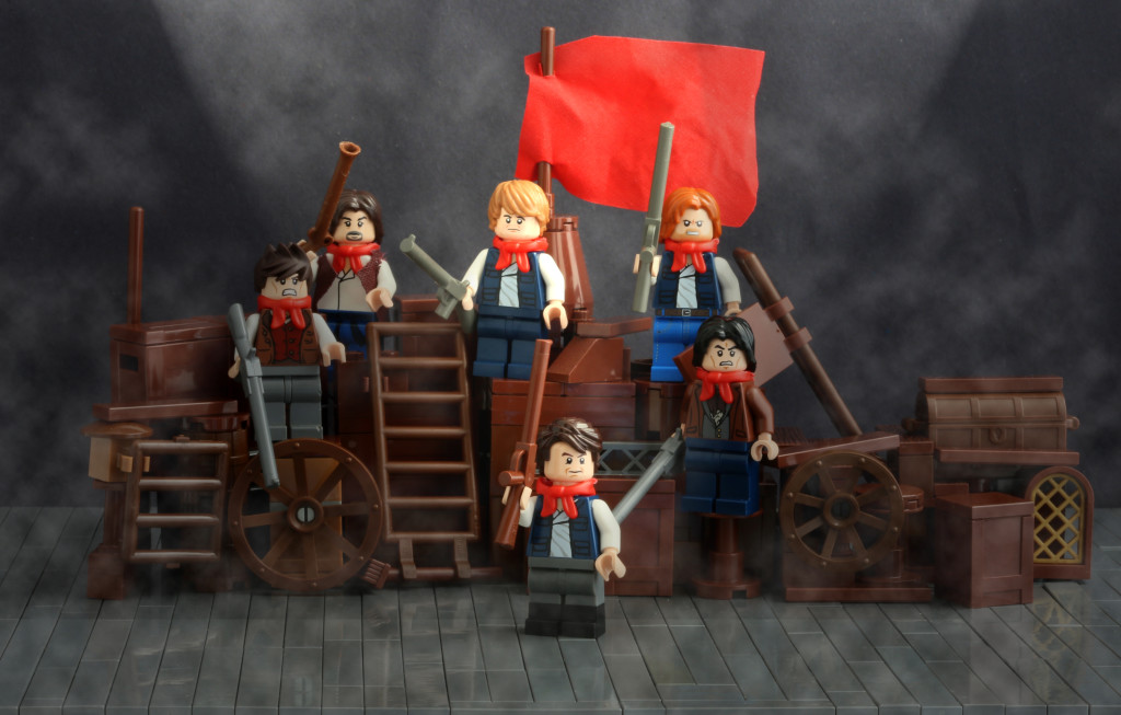 LEGO Les Miserables Central 2