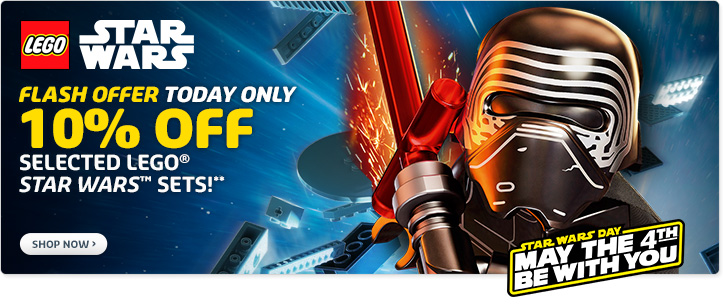 May Fourth LEGO Online 10pc