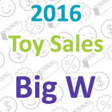 2016 Toy Sale Retailer Thumb BIG W
