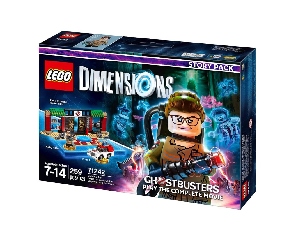 71242 Ghostbusters Story Pack B