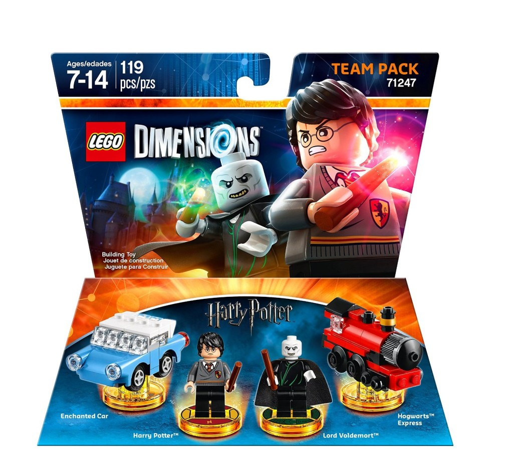 71247 Harry Potter Team Pack B