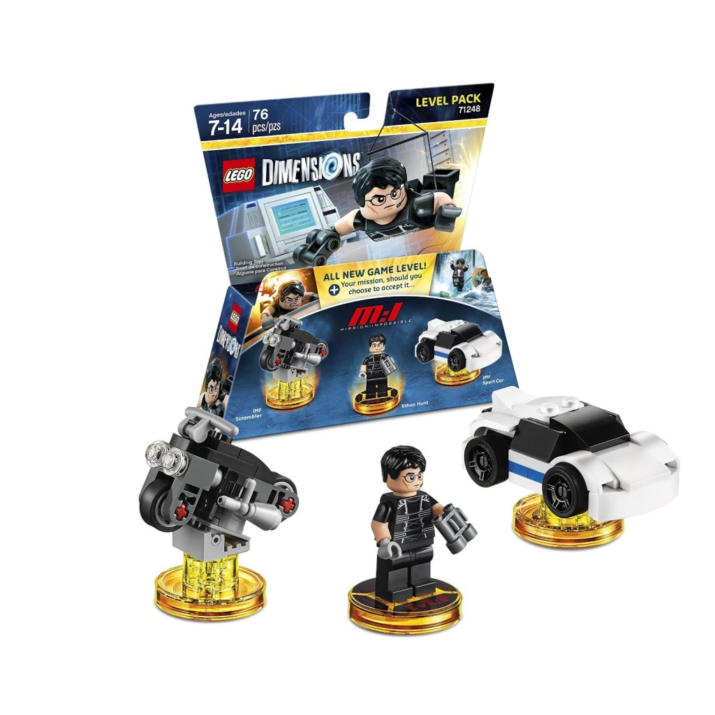 71248 Mission Impossible Level Pack
