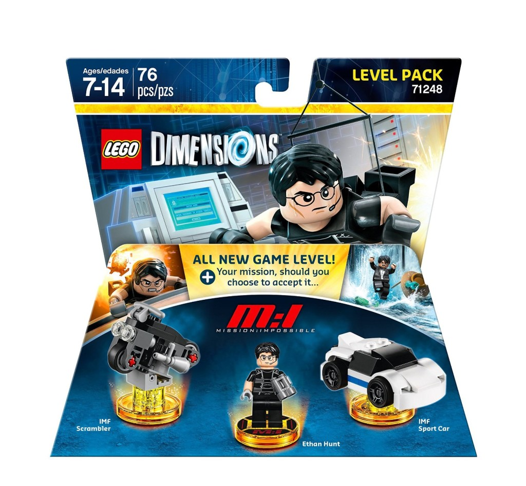 71248 Mission Impossible Level Pack B