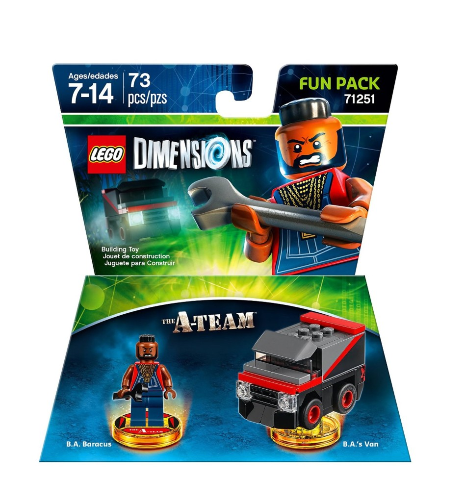 71251 The A-Team Fun Pack B