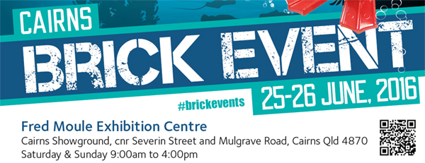 Cairns Brick Event