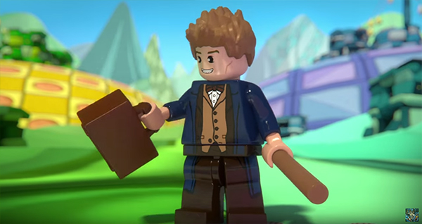 LEGO Dimensions Expansions Screenshot Fantastic Beasts
