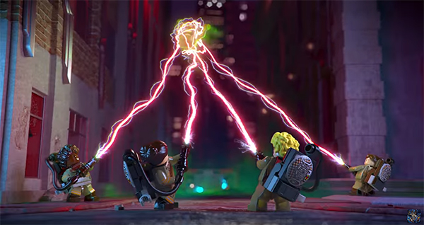 LEGO Dimensions Expansions Screenshot Ghostbusters
