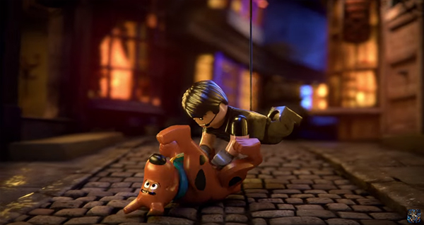 LEGO Dimensions Expansions Screenshot Mission Impossible