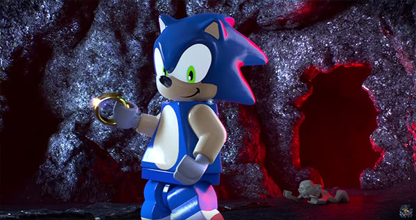 LEGO Dimensions Expansions Screenshot Sonic