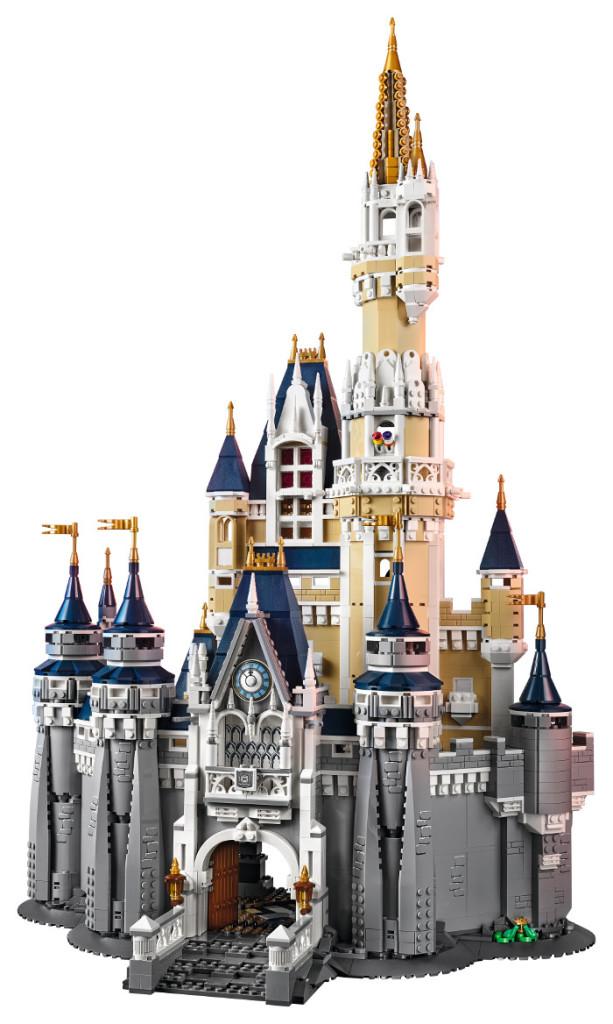 71040 Disney Castle