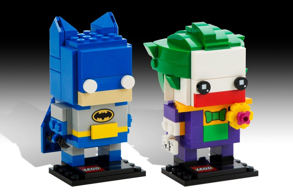 Brickheadz SDCC Batman Joker
