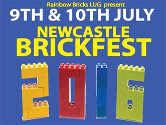 Newcastle Brickfest 2016