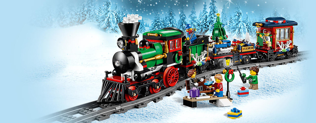 10254 Holiday Train VIP Release