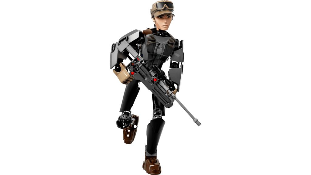 75119 Sergeant Jyn Erso