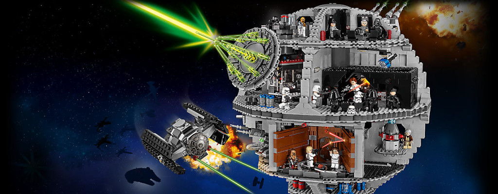 75159 Death Star VIP Release