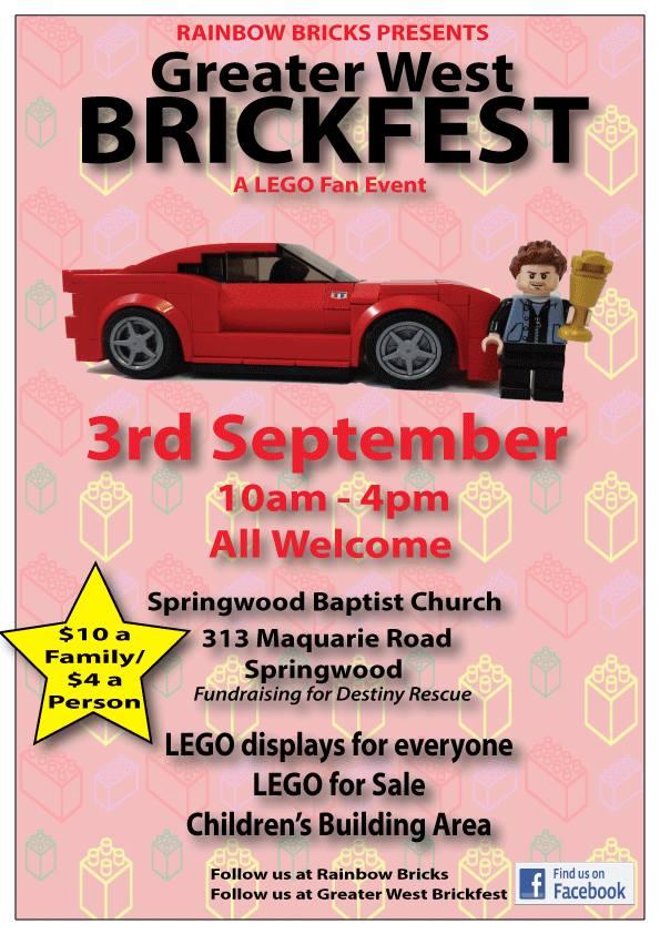 Greater West Brickfest 2016