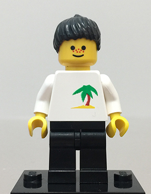October Minifigpak Paradisa
