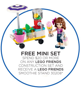 Big W Nov16 Free Smoothie Stand