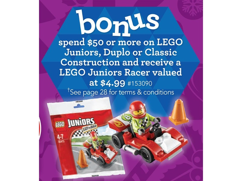 Toys R US November30_2016 Bonus Offer