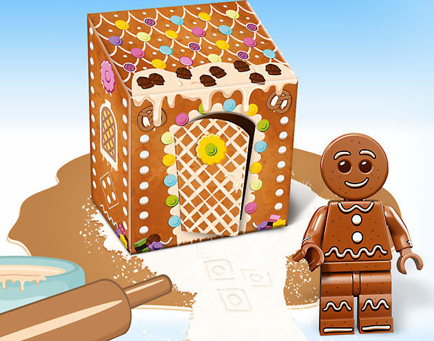 5005156 Gingerbread Man Giveaway