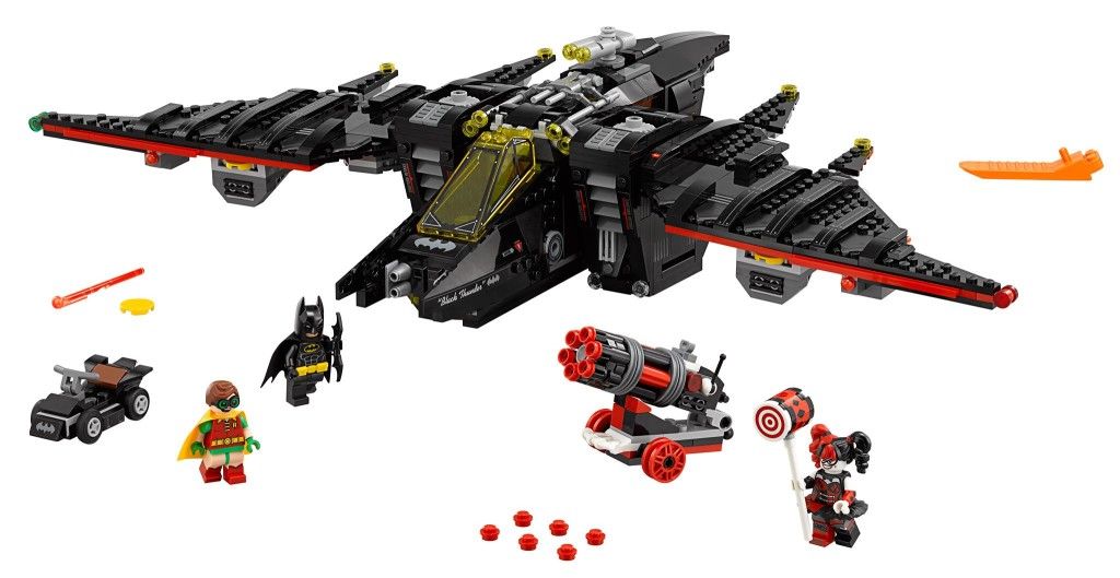 TLBM Batwing
