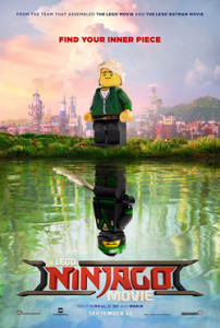 Ninjago Movie poster