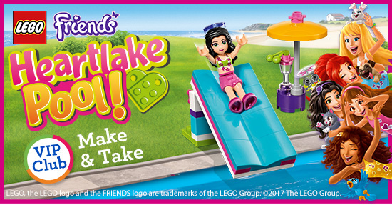 TRU Heartlake Pool Make and Take