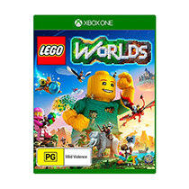 LEGO Worlds XB1 Box Shot