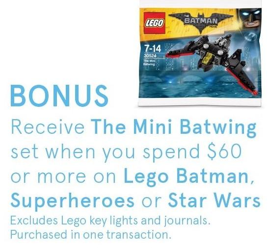Myer April 04 2017 Bonus Mini Batwing