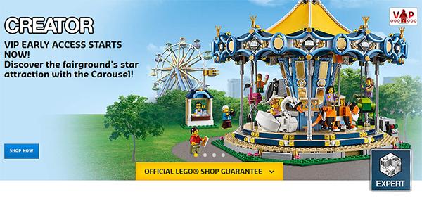 Carousel VIP Release