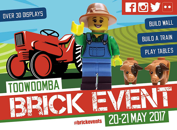 Toowoomba Brick Event 2017