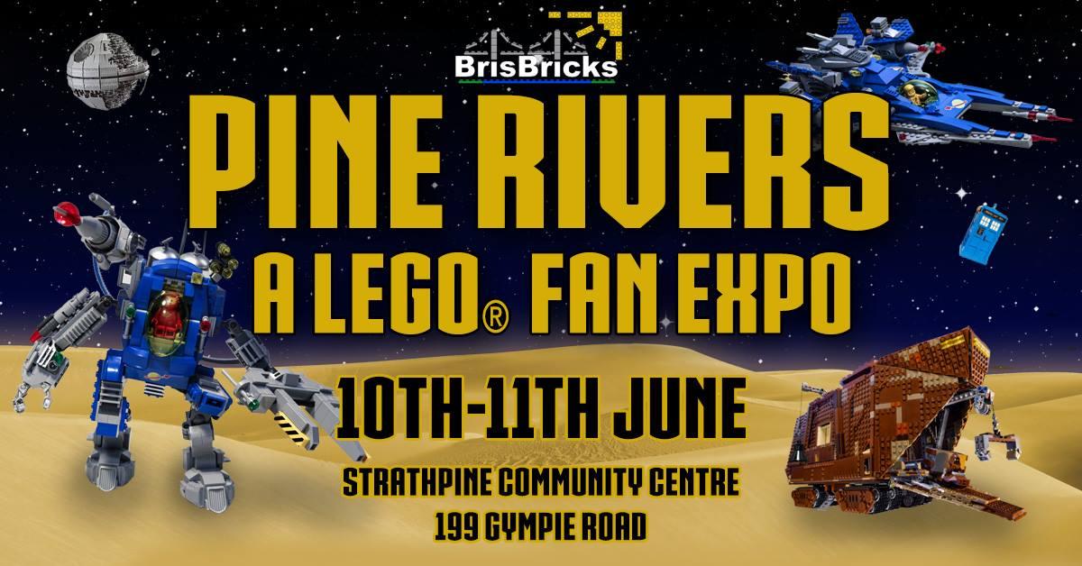 BrisBricks Pine Rivers 2017 Banner