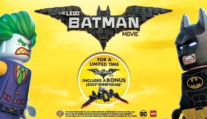 JB Batwing Bonus