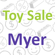 Toy Sale Retailer Myer