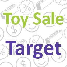 Toy Sale Retailer Target