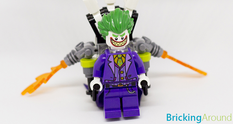 70900 Joker Closeup