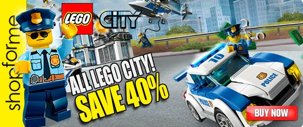 LEGO City Save 40
