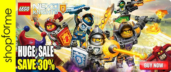 Nexo Knights Save 30