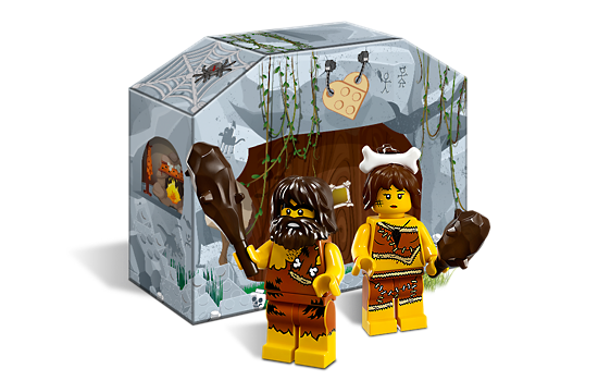 5004936 Iconic Cave Set