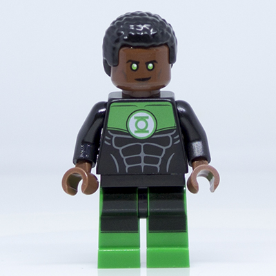 DC BYOA Green Lantern Happy