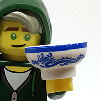 Feature Lloyd Garmadon Bowl