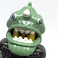 Feature Shark Army Angler Helmet