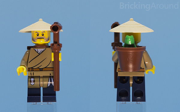 70620 Ninjago City Minifigures JAMANAKAI VILLAGER