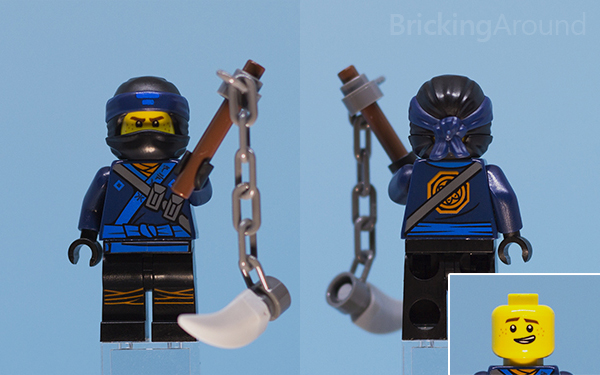 70620 Ninjago City Minifigures JAY
