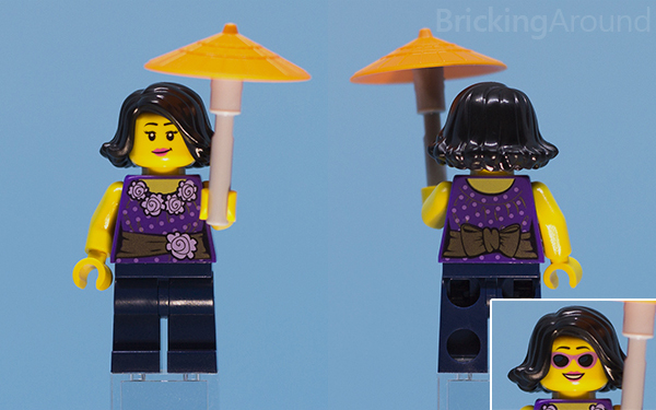 70620 Ninjago City Minifigures JUNO