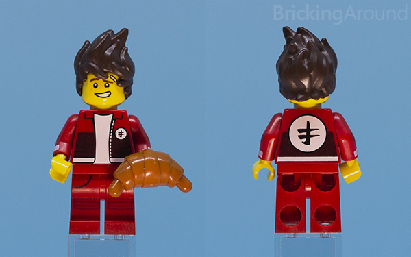 70620 Ninjago City Minifigures KAI